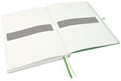 Notitieboek Leitz Complete hardcover A5 gelinieerd wit