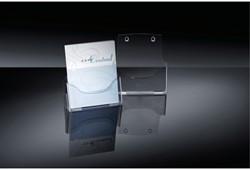 Folderhouder Sigel LH110 1xA4 staand transparant