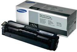 Tonercartridge Samsung CLT-K504S zwart