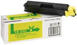 Toner Kyocera TK-590Y geel