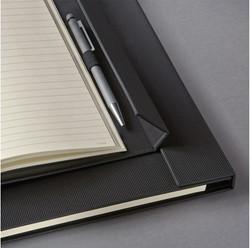 Notitieboek Conceptum CO172 A6 zwart lijn