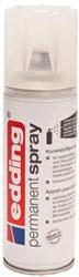 Verfspuitbus edding 5200 hechtprimer spray kunststof blank