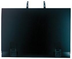 Tekenmap Exacompta A2 52x72cm rugbreedte 30mm PP zwart