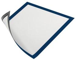 Duraframe Durable 486907 magnetisch A4 blauw