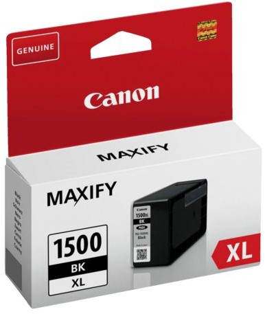Inktcartridge Canon PGI-1500XL zwart HC
