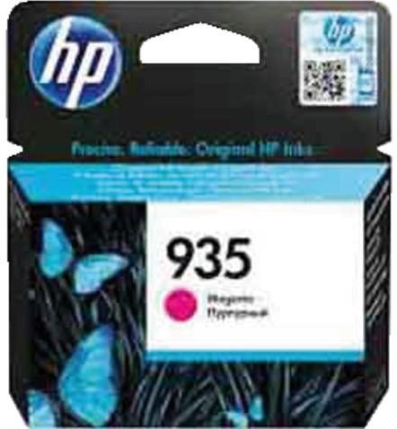 Inktcartridge HP C2P21AE 935 rood