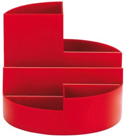 Pennenkoker MAUL 41176-25 rood