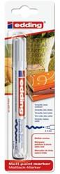 Viltstift edding 4000 decomarker rond wit 2-4mm