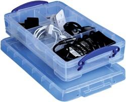 Opbergbox Really Useful 2.5 liter 340x200x70mm