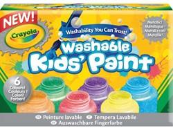 Afwasbare verf