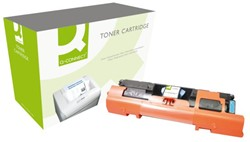 Tonercartridge Q-Connect HP Q3961A 122A blauw