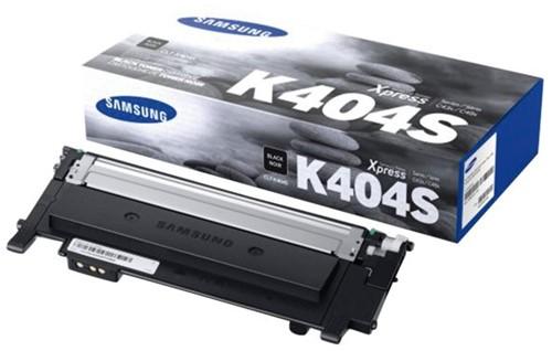 Tonercartridge Samsung CLT-K404S zwart