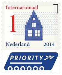 Postzegel Internationaal Nederlandse Iconen 50 stuks
