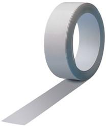 Magneetband Maul 25mx35mm zelfklevend wit