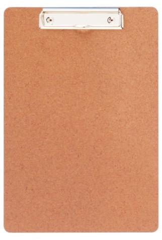 Klembord MAUL A4 hardboard
