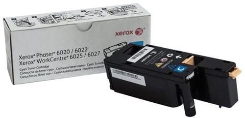 Tonercartridge Xerox 106R02756 blauw