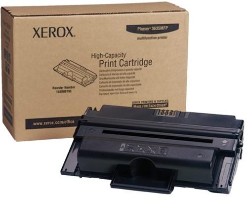 Tonercartridge Xerox 108R00795 zwart