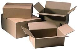 Verzenddoos CleverPack bulk 220x305x150mm bruin 20stuks