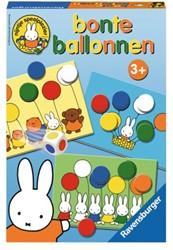 Spel Ravensburger Nijntje bonte ballonnen
