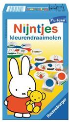 Spel Ravensburger Nijntje kleurendraaimolen