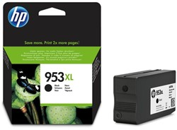 Inkcartridge HP 953XL L0S70AE HC zwart