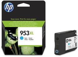 Inkcartridge HP 953XL F6U16AE HC blauw