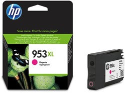 Inkcartridge HP 953XL F6U17AE HC rood