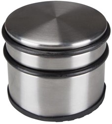 Deurstopper Metaal chroom 1100gr