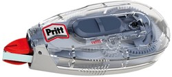 Correctieroller Pritt 4.2mmx12m flex navulbaar doos à 12+4 gratis