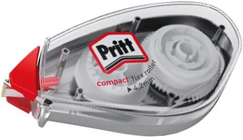 Correctieroller Pritt 4.2mmx10m compact flex