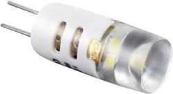 Ledlamp Integral G4 12V 1.5W 2700K warm licht 80lumen