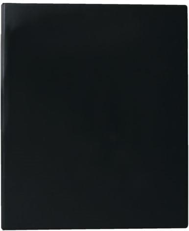 Ringband Quantore A3 staand 4-rings D-mech 25mm zwart