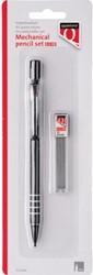 Vulpotlood Quantore 0.5mm + koker 12x potloodtsift