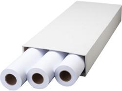 Inkjetpapier Fastprint Plot 610mmx50m 80gr