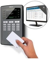 Tijdregistratiesysteem Safescan TA-8010 zwart