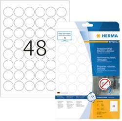 Etiket Herma 4571 30mm 960st