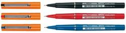 Fineliner Bruynzeel spits zwart 0.4mm