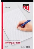 Schrijfblok Quantore Basic A4 gelinieerd-7