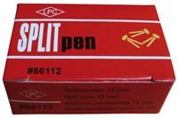 Splitpen LPC 32mm doos 100stuks koper