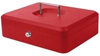 Geldkist Pavo 300x240x90mm rood-2