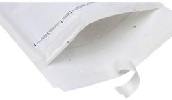 Envelop Jiffy luchtkussen nr17 252,5x350mm wit 100stuks