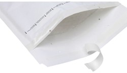 Envelop Jiffy luchtkussen nr19 322,5x455mm wit 75stuks