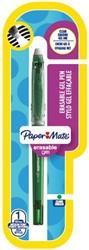 Gelschrijver Paper Mate Inkjoy Erasable groen