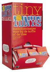 Chocolade Tiny Tony's Chocolonely 140 stuks melk