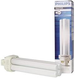 Spaarlamp Philips CorePro PL-C 4P 18W 1200 Lumen 830 warm wt