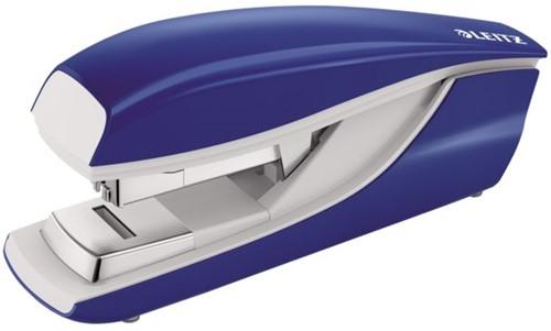 Nietmachine Leitz New NeXXt 5523 Flat Clinch 40vel 24/6 blauw