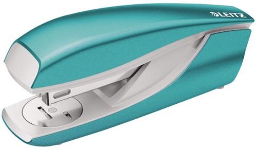 Nietmachine Leitz New NeXXt 5502 WOW 30vel 24/6 ijsblauw