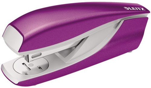 Nietmachine Leitz New NeXXt 5502 WOW 30vel 24/6 paars