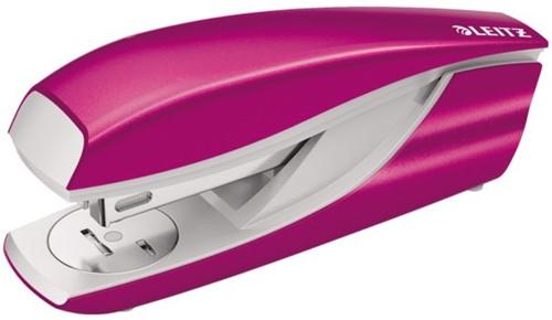 Nietmachine Leitz New NeXXt 5502 WOW 30vel 24/6 roze