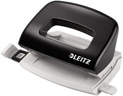 Perforator Leitz 5058 2-gaats 10vel zwart